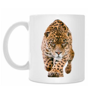 Кружка Леопард