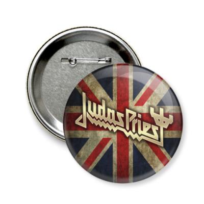 Значок 58мм Judas Priest