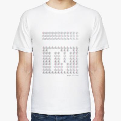 Футболка TV-fractal