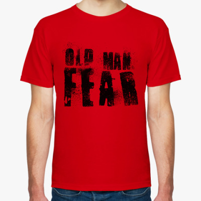 Футболка Old Man Fear