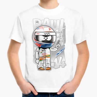 Детская футболка Paul № 14