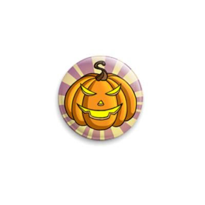Значок 25мм  'Halloween'