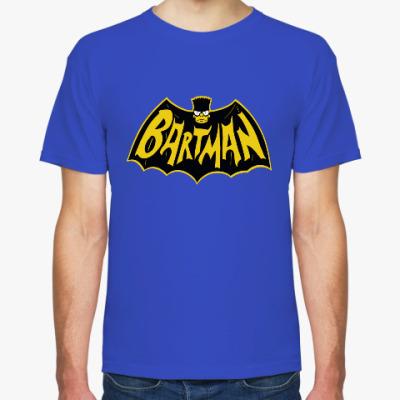Футболка Барт Бэтмен