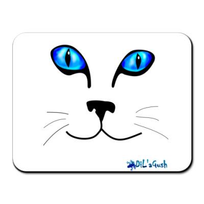 Коврик для мыши  'Кот'