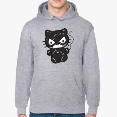 Толстовка худи Китти Женщина-кошка