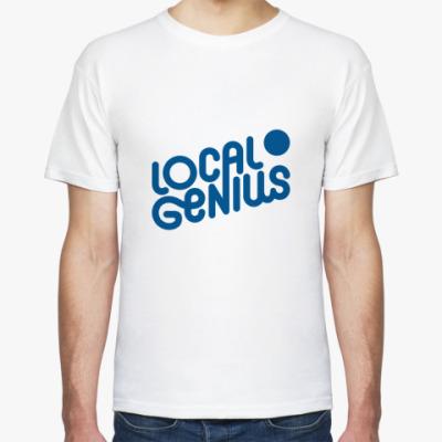 Футболка Local Genius