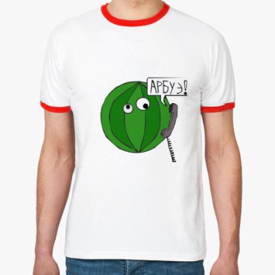 Футболка Ringer-T Arbue