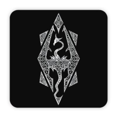 Костер (подставка под кружку) The Elder Scrolls V Skyrim
