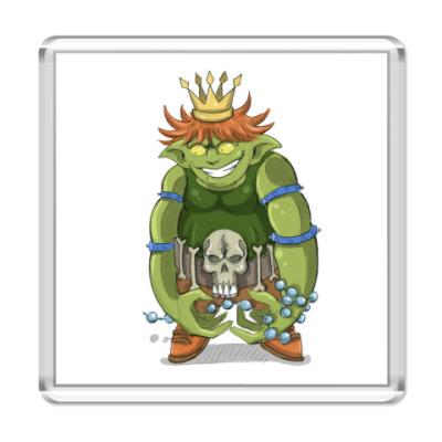 Магнит Орки: Король,