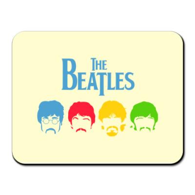 Коврик для мыши Beatles