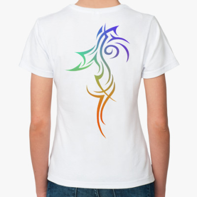 Классическая футболка Трайбл