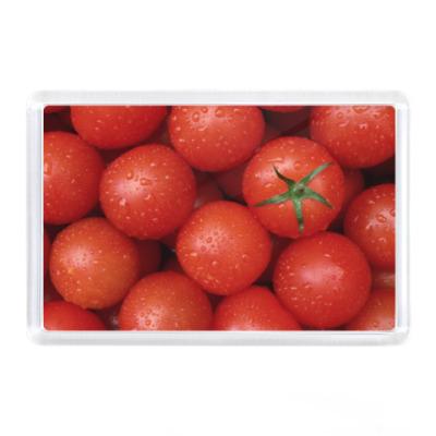 Магнит помидоры