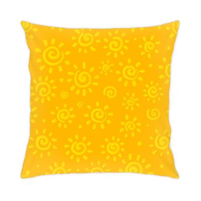 Подушка Солнышки