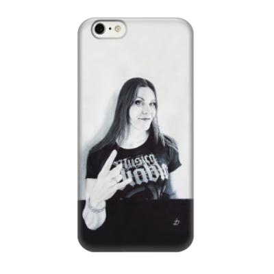 Чехол для iPhone 6/6s Floor Jansen