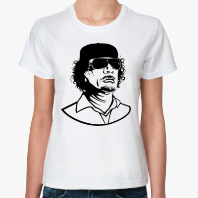 Классическая футболка kadafi