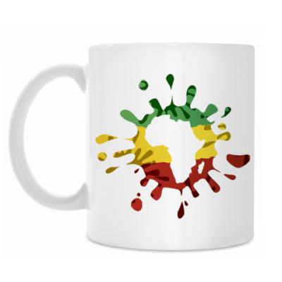 Кружка Africansplash