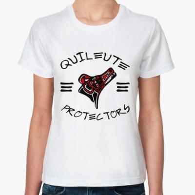 Классическая футболка Quileute Pr