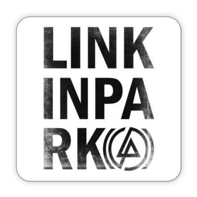 Костер (подставка под кружку) Linkin Park