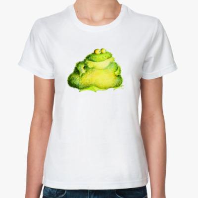 Классическая футболка Грудная жаба