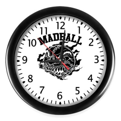 Настенные часы Madball