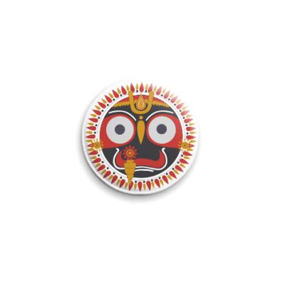 Значок 25мм Джаганнатха