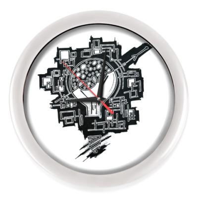 Настенные часы Свет Ильича