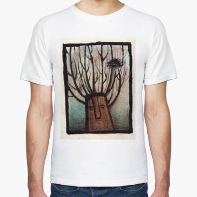 Футболка дерево