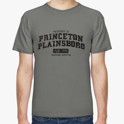 Футболка Princeton Plainsboro
