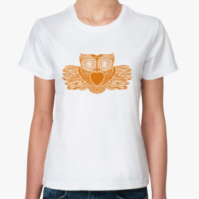 Классическая футболка Cова