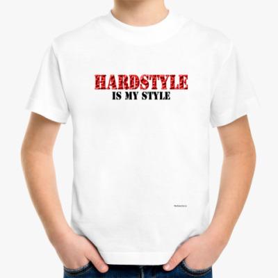 Детская футболка Hard Style