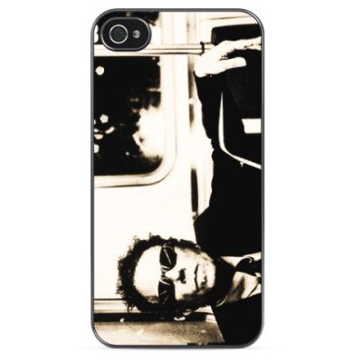 Чехол для iPhone Tom Waits