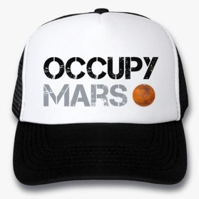 Кепка-тракер Occupy Mars