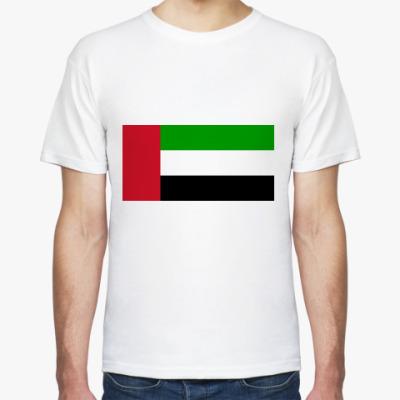 Футболка Флаг ОАЭ