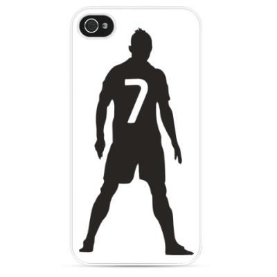 Чехол для iPhone Ronaldo 7