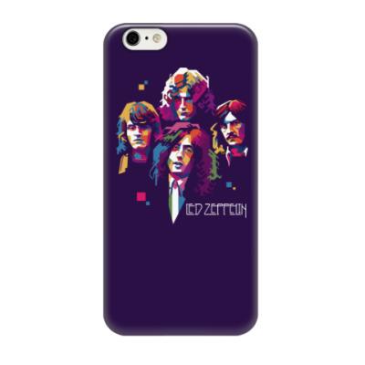 Чехол для iPhone 6/6s Led Zeppelin