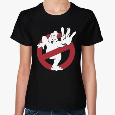 Женская футболка West Ghost