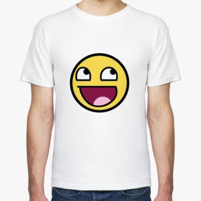 Футболка Муж. футболка awesome