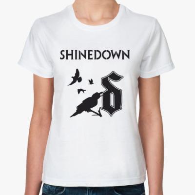 Классическая футболка Shinedown