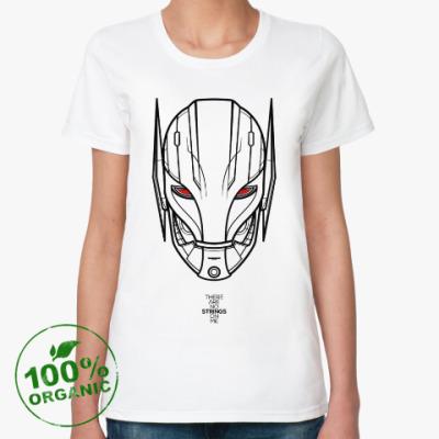 Женская футболка из органик-хлопка Мстители : Эра Альтрона