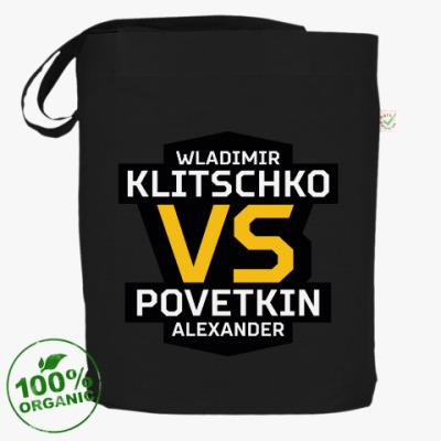 Сумка шоппер Кличко-Поветкин