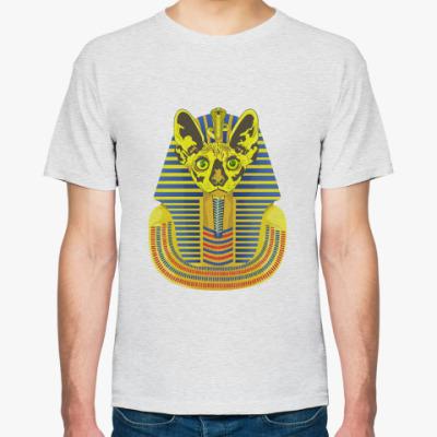 Футболка Кот фараон