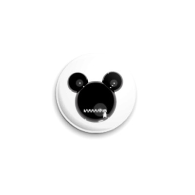 Значок 25мм Mickey