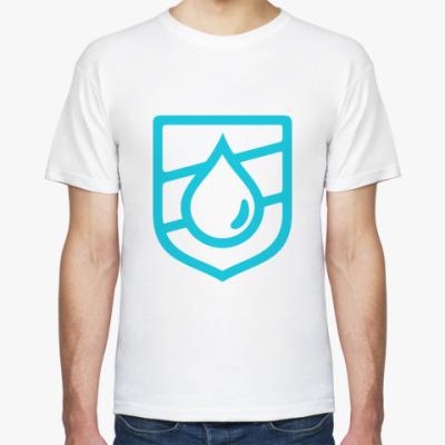 Футболка Droplet Emblem