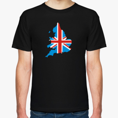 Футболка  Великобритания