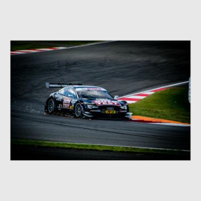 Постер AUDI RS 5 DTM