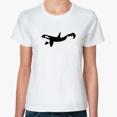 Классическая футболка Касатка