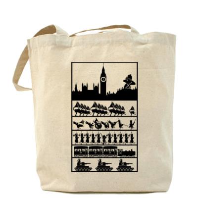 Сумка Клеркенвилльская сумка