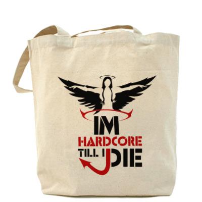 Сумка Hardcore Холщовая сумка