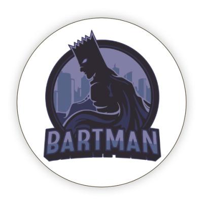 Костер (подставка под кружку) Bartman
