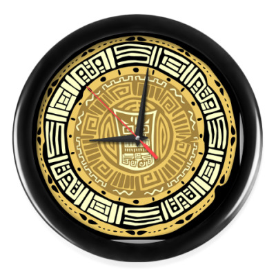 Настенные часы Календарь Няйя